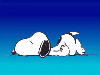 Sleepy Snoopy