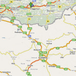 If Driving From Ljubljana To Celovec…