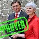 Constitutional Court OKs Pahor-Kosor Deal