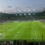 Stožice Stadium Statue