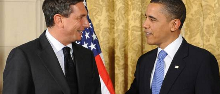 20101201 pahor obama WikiLeaks Slovenia: Make Me An Offer I Cant Refuse