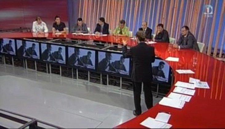 20111109 pogledi Slovenian Elections: The Great (TV) Debate