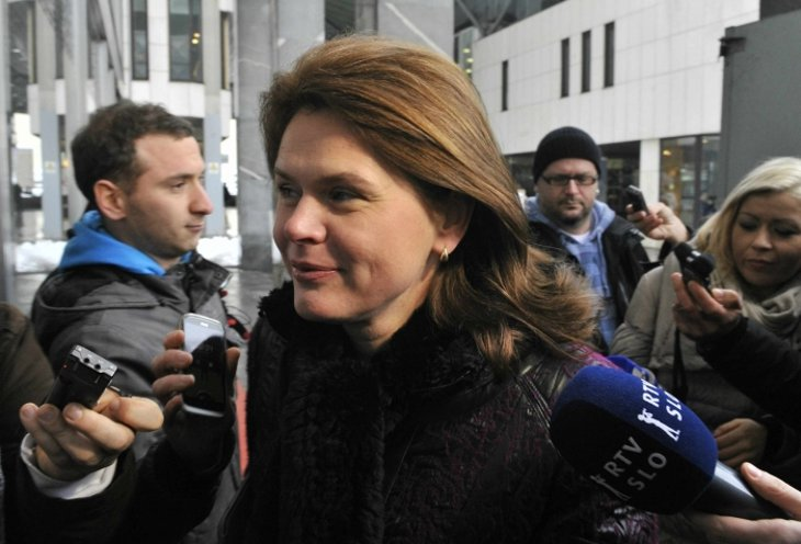 20130221 bratusek Alenka Bratušek To Mount PM Bid Againts Janša Amid Row Over Sexist Tweet, Left Wing Fascism