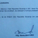 PM Bratušek Resigns, Looks To *Early* Early Elections