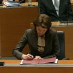 Alenka Bratušek Ousts Janez Janša as PM